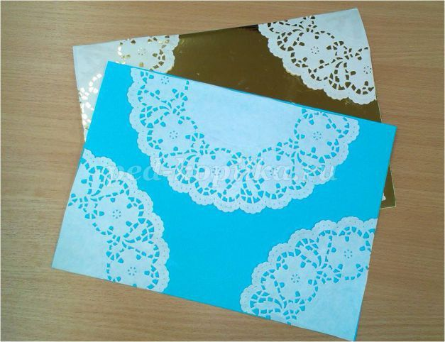 Открытка для девочки с днем рождения своими руками из ажурных салфеток, спящих смешные открытки