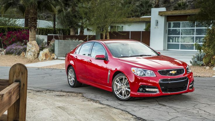 2015 Chevy SS Sedan review notes: A stock car for the road_V8 and a 6-Speed