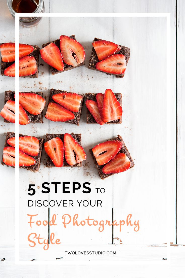5 Steps to Discover Your Food Photography Style | Starting to wonder when that so called 'style' will appear in your food photography images? Here is 5 steps to discover your style. Perfect for new food photographers, food bloggers and those looking for something new. Click through to read.