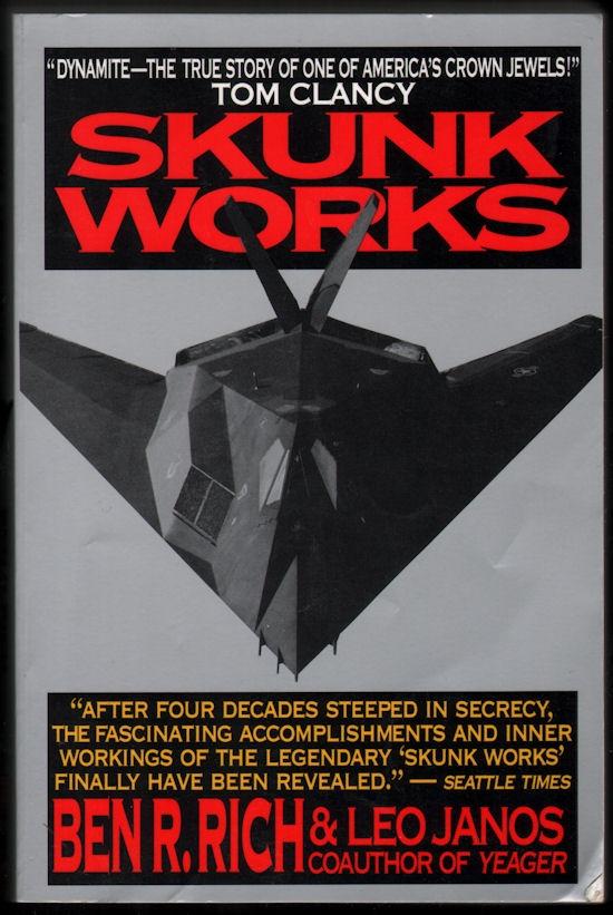 Skunk Works: A Personal Memoir of My Years of Lockheed by Ben R. Rich - PDF free download eBook