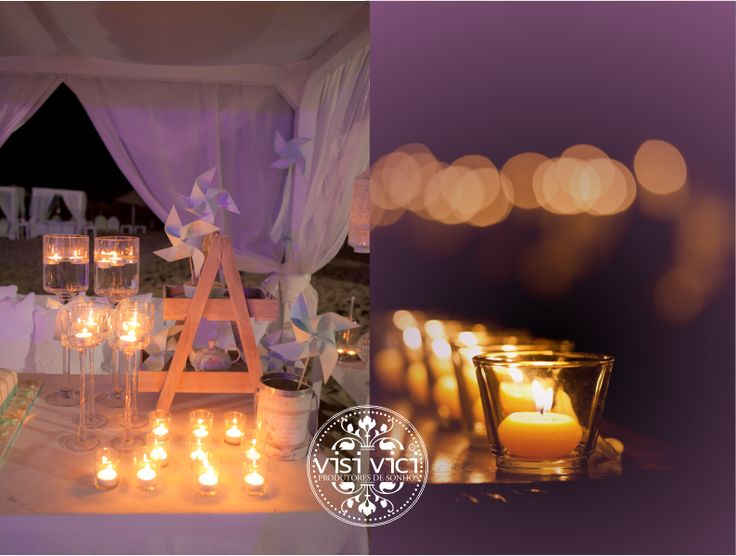 Wedding Decoration by Visi Vici - Produtores de Sonhos | Foto by Cv Love