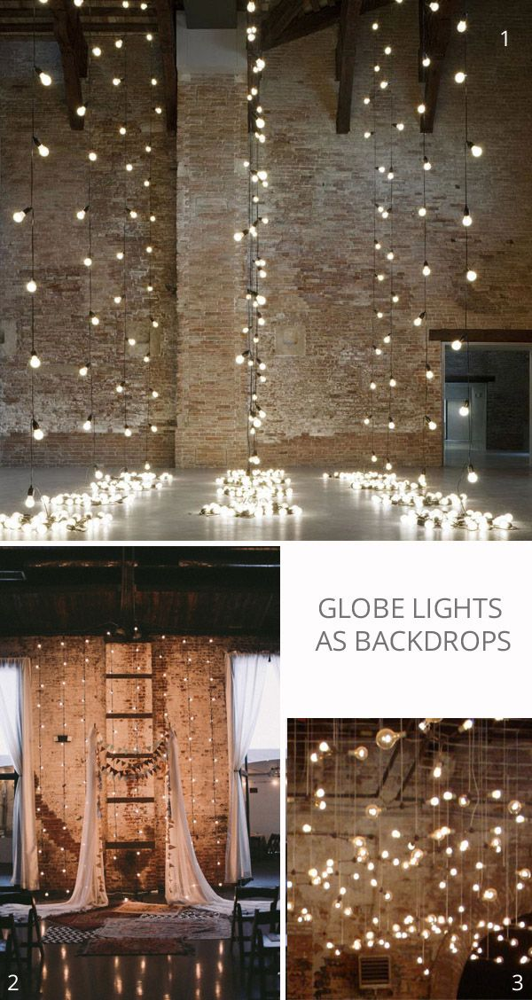 Best String Lights For Weddings : 26 best images about lighting ideas for weddings on Pinterest Receptions, Paper lanterns ...