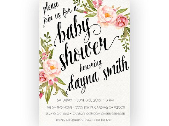 17 best images about bohemian x baby shower on pinterest, Baby shower invitations