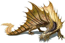 Brown dragon - Forgotten Realms Wiki - Wikia