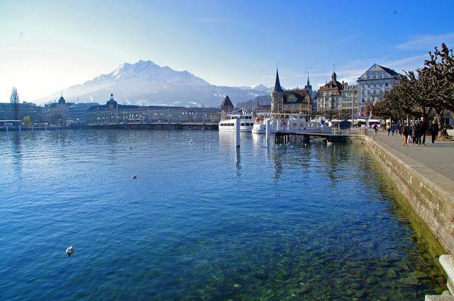 Lake Lucerne, Switzerland | The Aussie Flashpacker