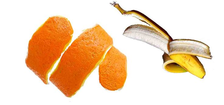 Poznaj kilka sposób wykorzystania skórki z banana oraz pomarańczy! Sprawdzone sposoby na zdrowie i nie tylko ...