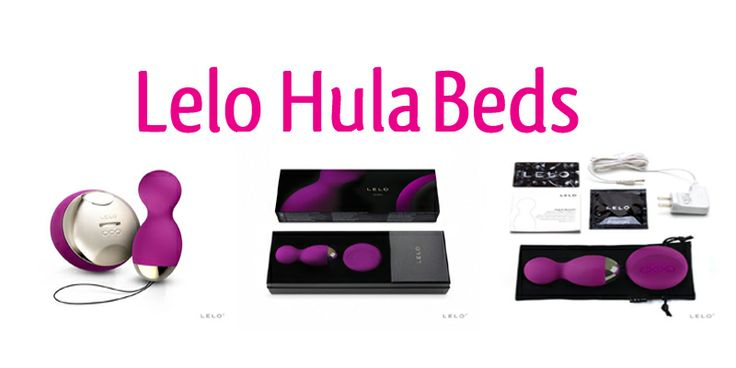 Lelo nos vuelve a sorprender con las esferas HULA, son las primeras esferas de placer con rotación y vibración simultanea que proporcionan los placeres más emocionantes con solo pulsar un botón de su mando a distancia. http://www.lamanzanadeeva.com/1439-lelo-hula-beds-.html