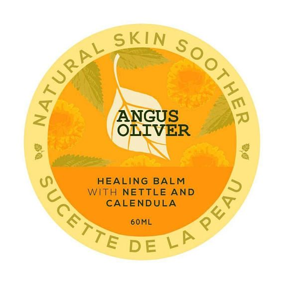 Natural Skin Soother Balm Face cream facial moisturizer