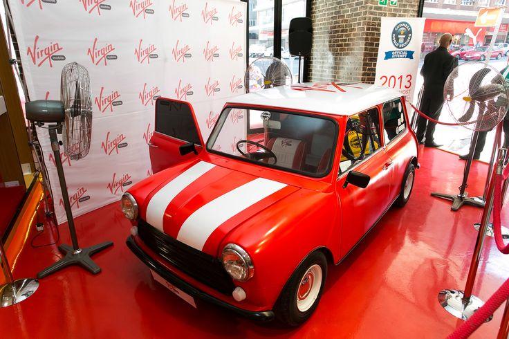 The Classic Mini Cooper