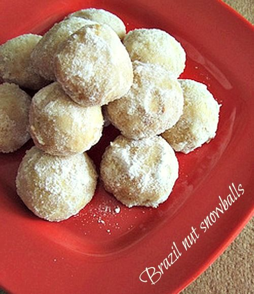 Love this crispy and crunchy snack. #BrazilNut#Snowballs are simple to make. Try out this easy recipe and enjoy this super delicious mid-day treat! #Braziliantreats