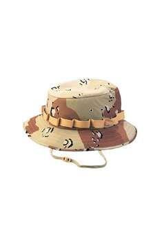 Desert Camo Jungle Hat ! Buy Now at gorillasurplus.com