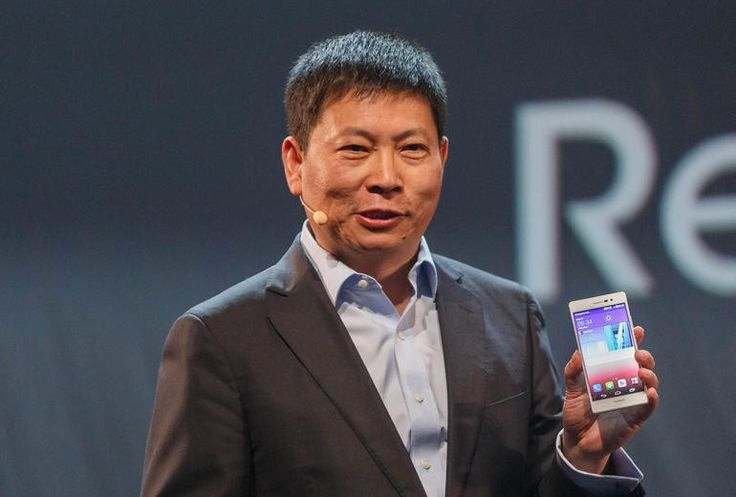Huawei Says It's Actually Competing with Samsung, Not Xiaomi or Lenovo