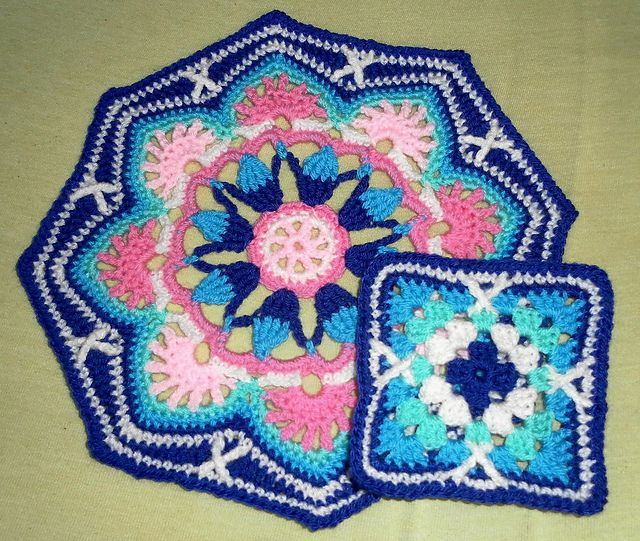 1000+ Images About Crochet Afghans, Bedspreads