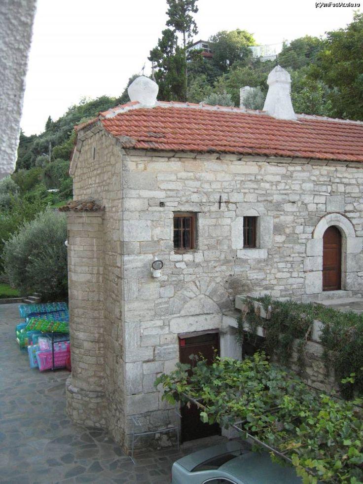 Templul lui Ammon Zeus (sec. V i.e.n ?) reconstruit - vedere din balcon