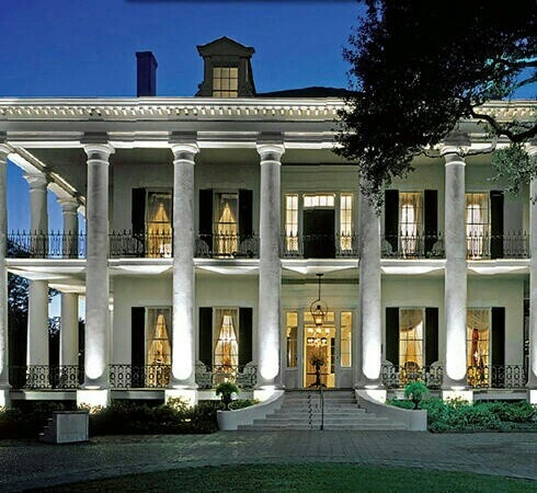 55 best images about fachada casa on pinterest southern for Home builders in south mississippi