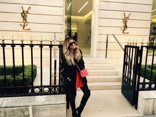 Sylvie Meis - From Paris with Love: