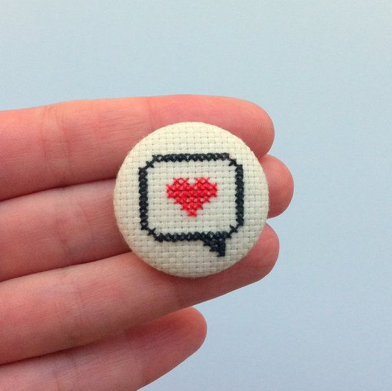 Hey, I found this really awesome Etsy listing at https://www.etsy.com/listing/175048215/love-bubble-modern-handmade-embroidered