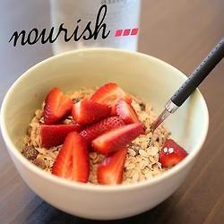 Nourishing your body the right way... #LORNAJANE #MOVENOURISHBELEIVE
