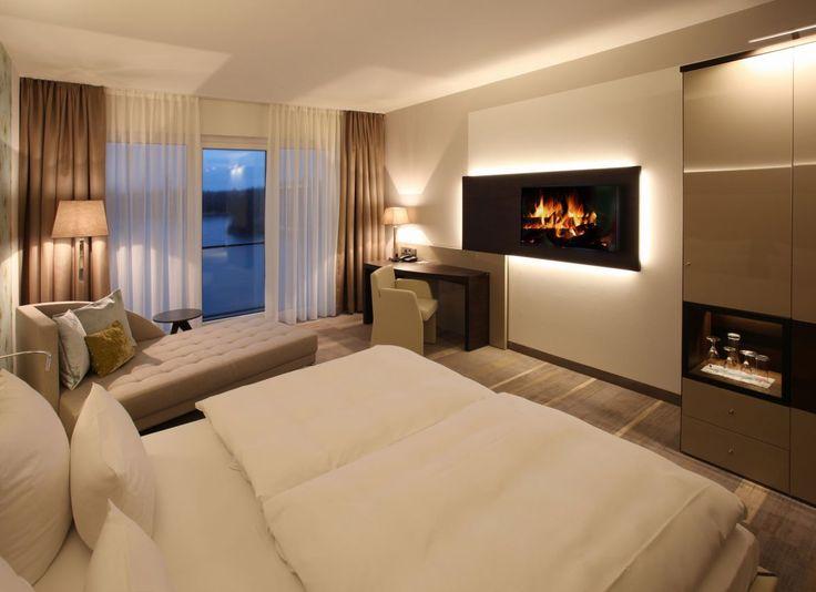 Zimmer im Wellnesshotel NRW See Park Janssen.