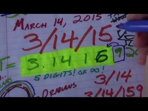 "Anti-Pi Rant, 3/14/15 It's ""Super Pi Day."" OR IS IT? By: Vi Hart. Support at: https://www.patreon.com/vihart"