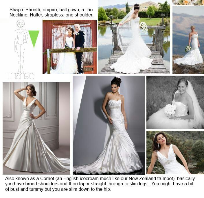 Wedding Dress Shapes: 1000+ Images About Body And Face Shape On Pinterest