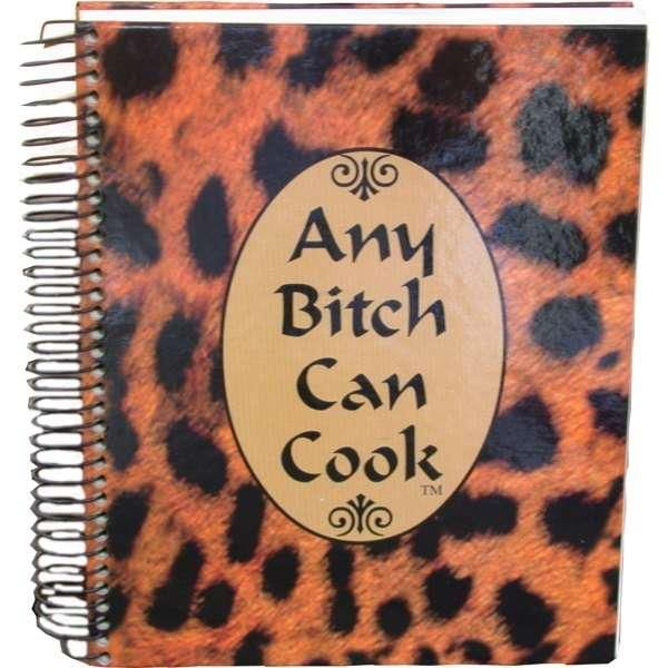 Any Bitch Can Cook #weird #books