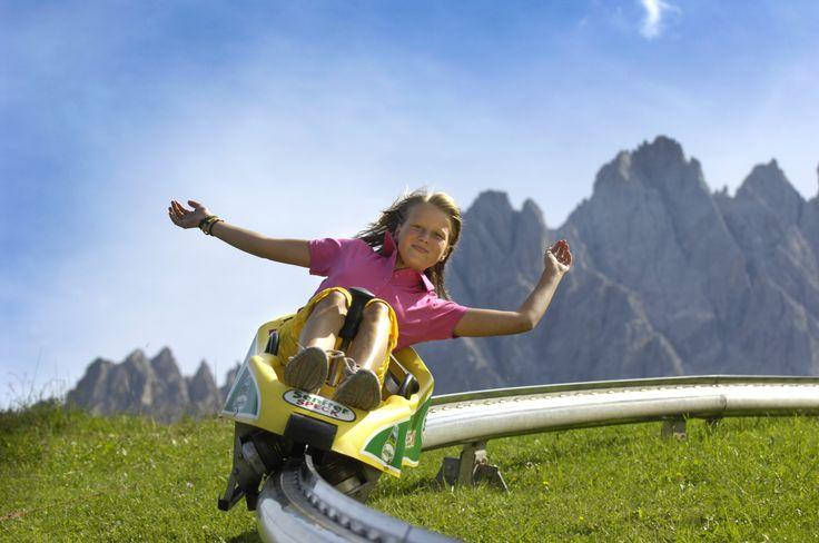 Fun-Bob: Italiens 1. Sommerrodelbahn