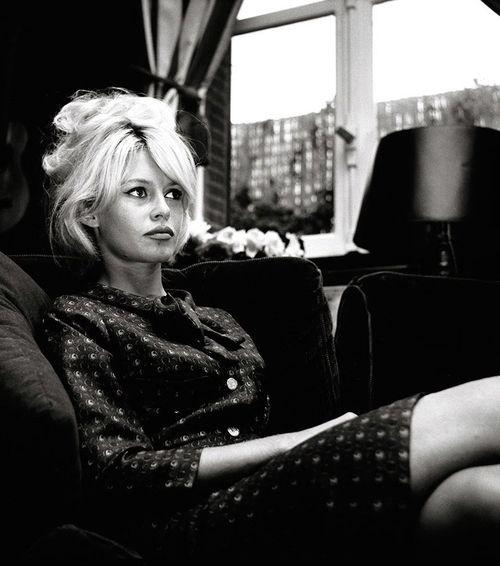 Brigitte Bardot, 1962   timeless beauty   iconic   black & white photography   vintage   1960s