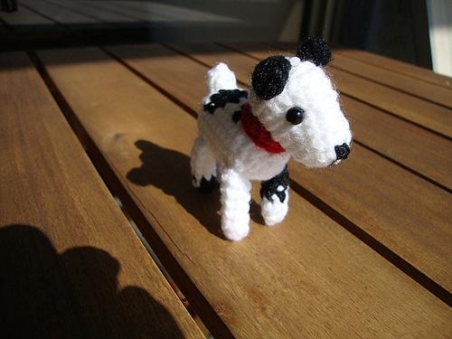 Fox Terrier Amigurumi Patron : 17 mejores imagenes sobre amigurumi en Pinterest ...