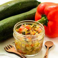 Zucchini Relish Recipe | Magnolia Days