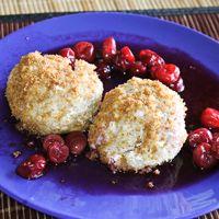 images about cobblers, crisps and dumplings on Pinterest | Raspberry ...