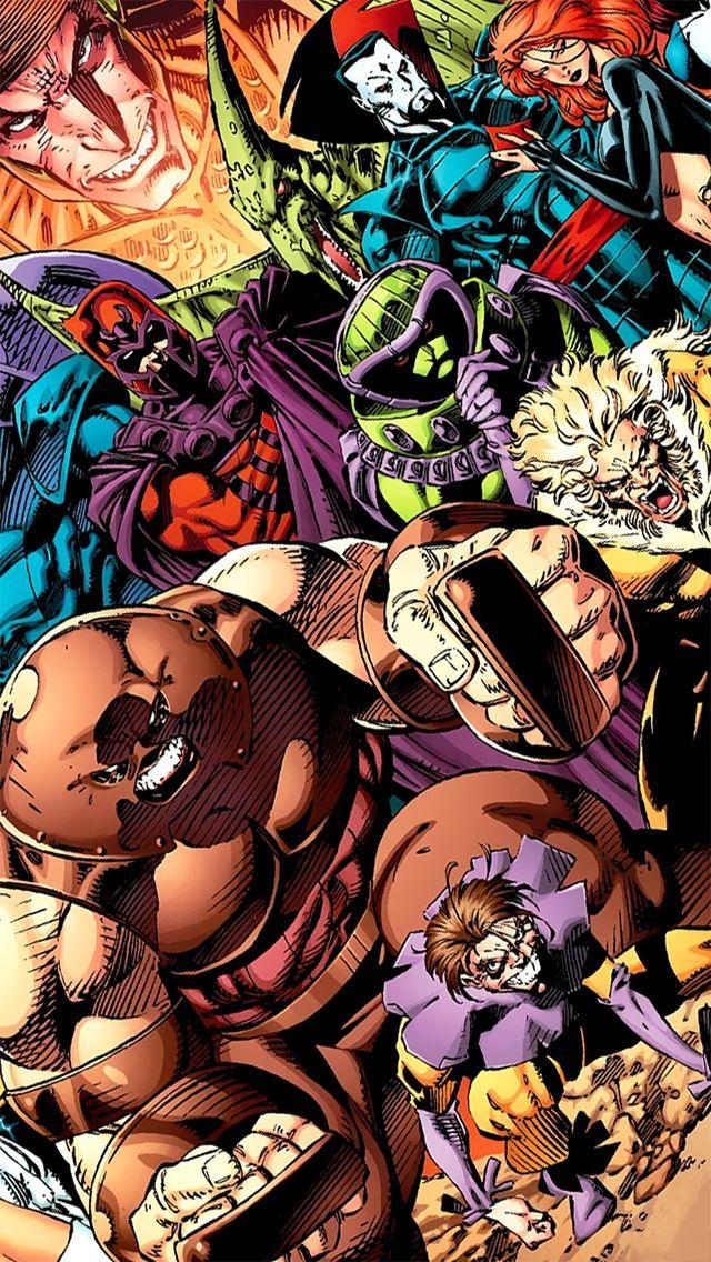 X Men Comic Wallpaper Group (0 )