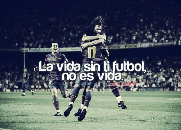 Futbol :)