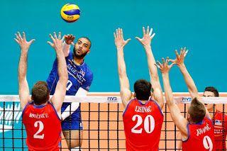 Blog Esportivo do Suíço:  Algoz do Brasil, França passa pela Sérvia e leva título da Liga Mundial