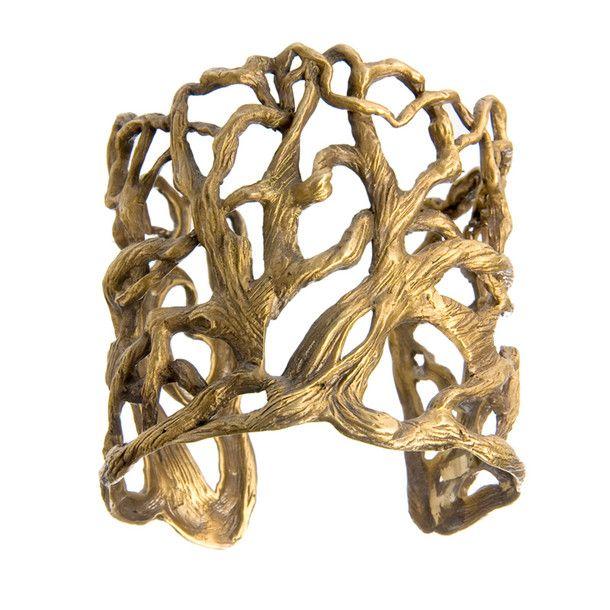 Tree of Life Cuff, Alkemie.