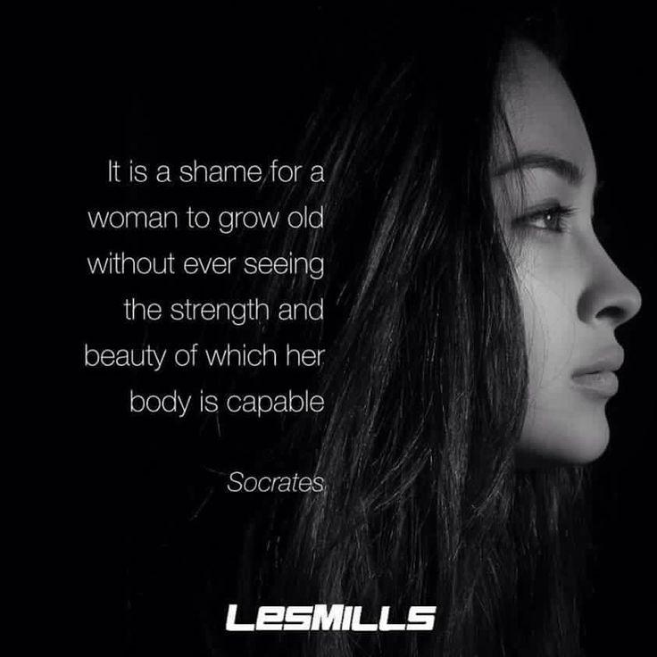 Sei wie Du willst! Du kannst immer damit anfangen. #trainlivesmile #strongwomen #strongwomenarebeautiful #fitfam #beautiful #strongisthenewskinny #strongosthenewsexy #strongisthenewbeautiful