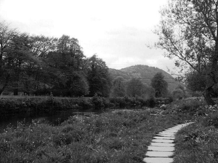 Llanwrst, Wales