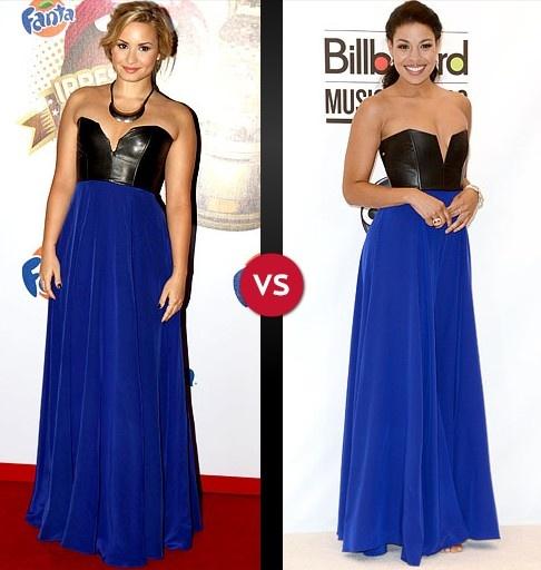 Demi Lovato vs. Jordin Sparks: Who Wore it Best?