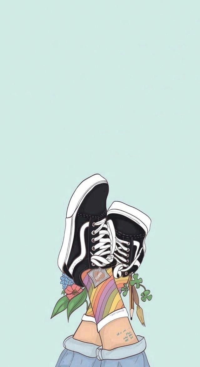 Download Great Vans Background For Smartphones This Month By