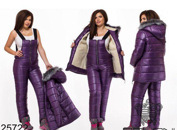 Mann Frau Ski Anzug Trainingsanzug Sport Set Jacke Hose Etsy