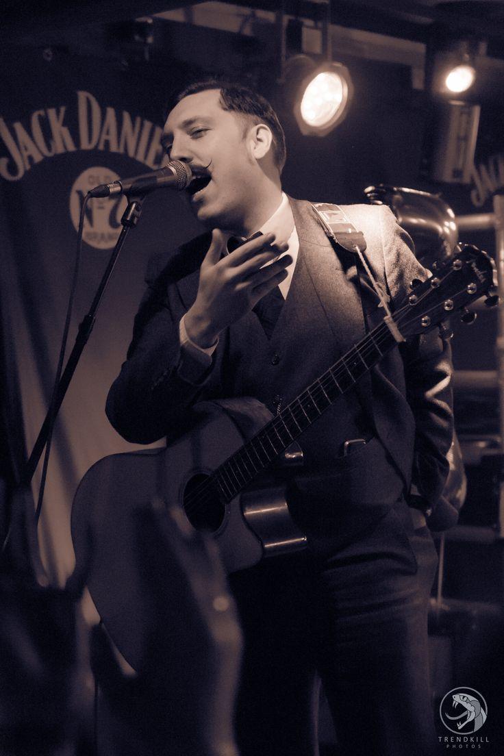 Jamie Lenman - Shot by Mat Dorney at Trendkill Photos www.facebook.com/TrendkillPhotosUK