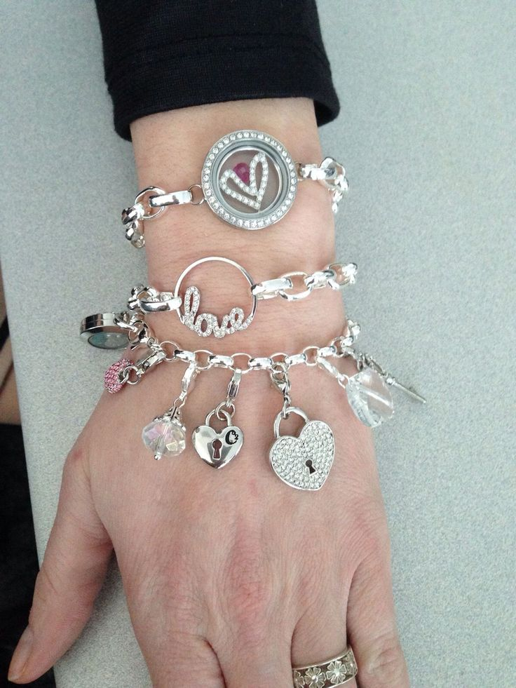 18 best Origami Owl® Bracelets-Leather Wrap, Link Lockets ... - photo#30
