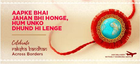#RakhiShoppingOnline – A New Trend Going On!