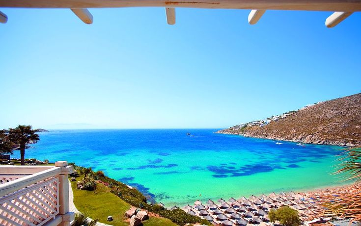 Honeymoon Bungalow Waterfront - Mykonos Blu Grecotel Exclusive Resort, Mykonos, Greece