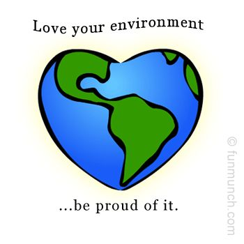 You Can Make a World of Difference  Care About the Environment.