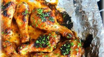 Sweet Chilli Chicken – kuřecí paličky