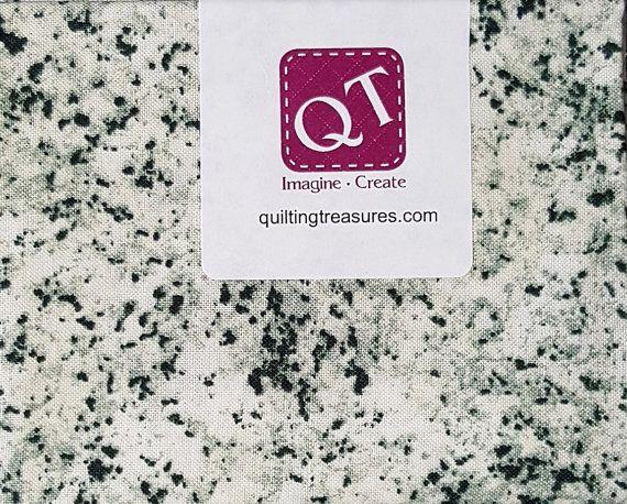 Fat Quarter, Granite, Naturals by Quilting Treasures, Landscape Fabric, Granite Fabric, Granite Fabric