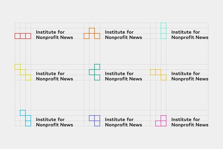Institute for Non Profit News - Studio Anthony Lane - Logo, Branding and Identity Design – Minneapolis, MN