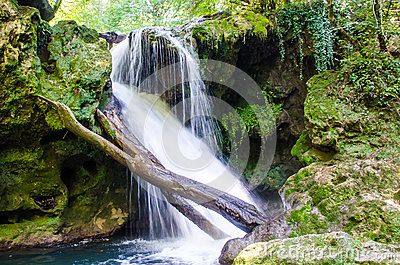 Waterfall - Download From Over 57 Million High Quality Stock Photos, Images, Vectors. Sign up for FREE today. Image: 89698107