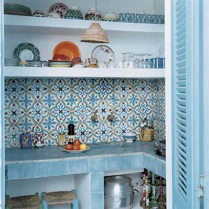 марокканский стиль кухни - Поиск в Google